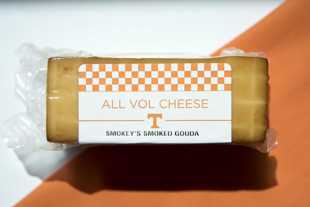 Smokey's Smoked Gouda