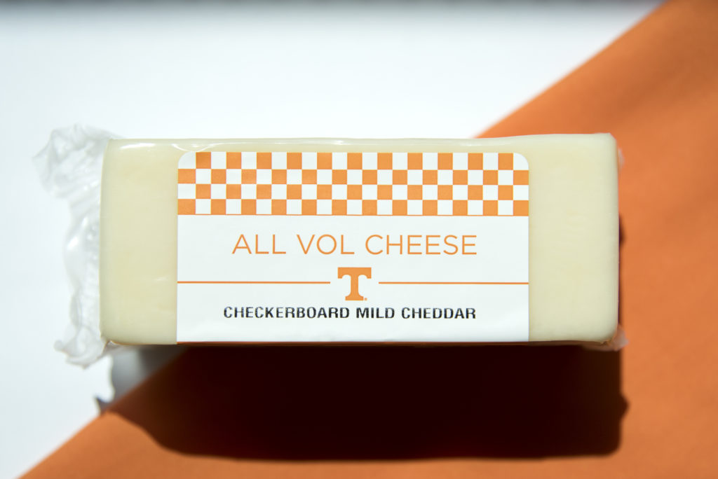 Checkerboard Mild Cheddar